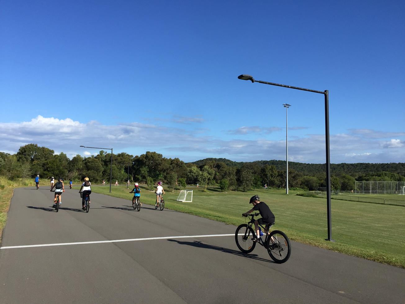 Trail Image for Girraween Criterium Circuit