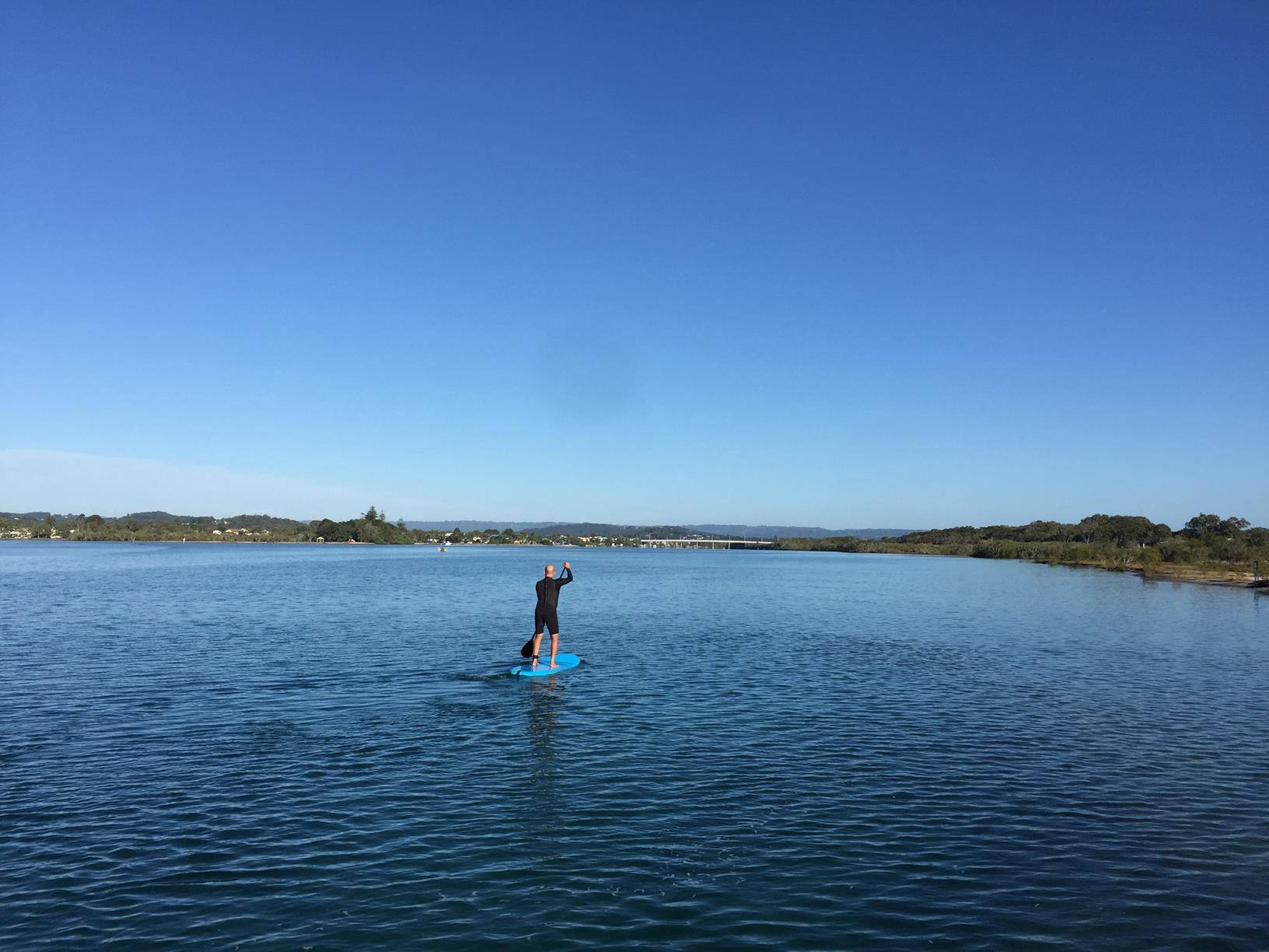 Trail Image for Maroochy River Canoe Trail: Goat Island