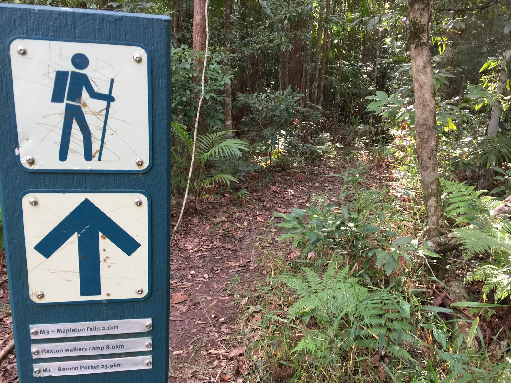 Trail Image for Mapleton Lilly Ponds and National Park Forest Loop