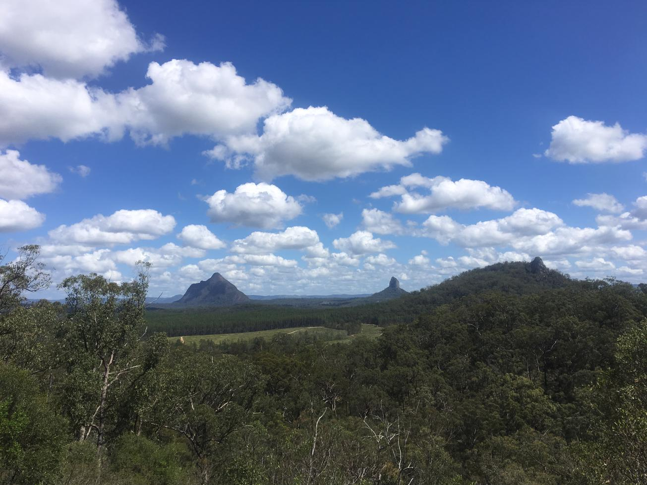Trail Image for Glass House Mountains National Park: Trachyte Circuit