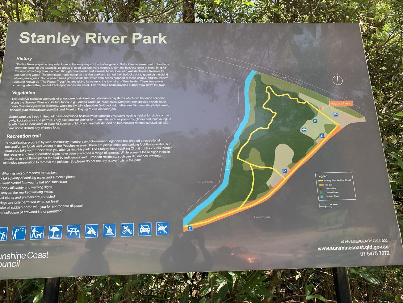 Trail Image for Stanley River Park Circuit