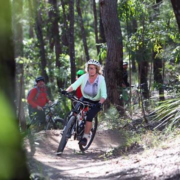 Trail Image for Sugar Bag Mountain Bike Trails: Beginners Loop