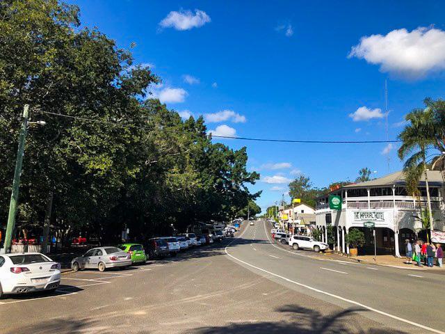 Trail Image for Eumundi: Memorial Drive Walk