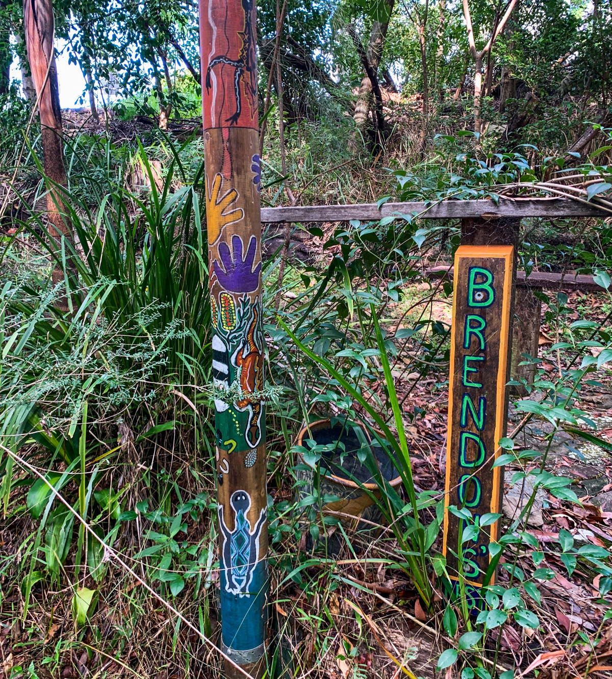 Trail Image for The Green House - Memorial Garden Walk