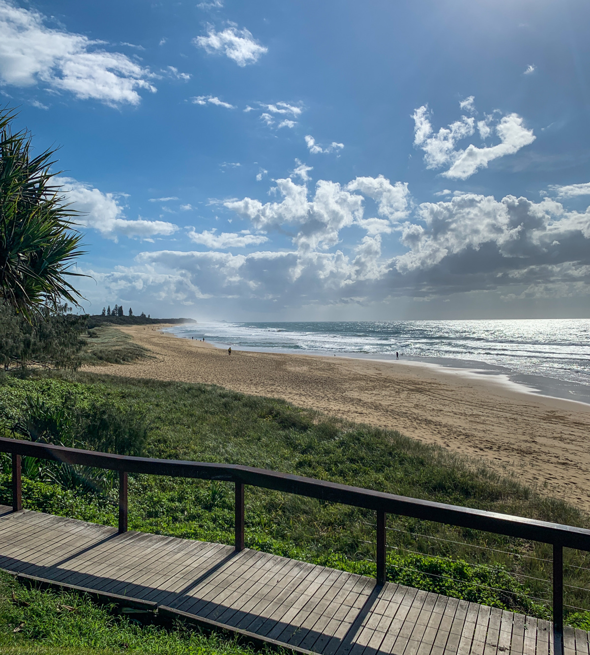 Trail Image for Coastal Pathway: Dicky Beach to Currimundi Lake
